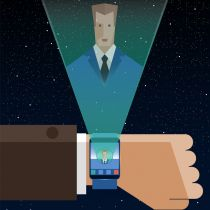 Smart Watch Illustration New